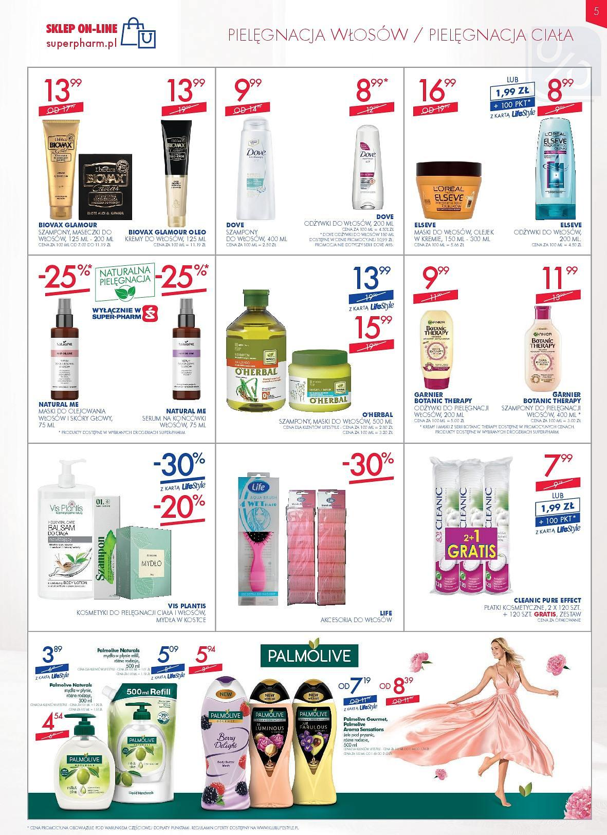 Gazetka promocyjna Superpharm do 02/05/2018 str.4