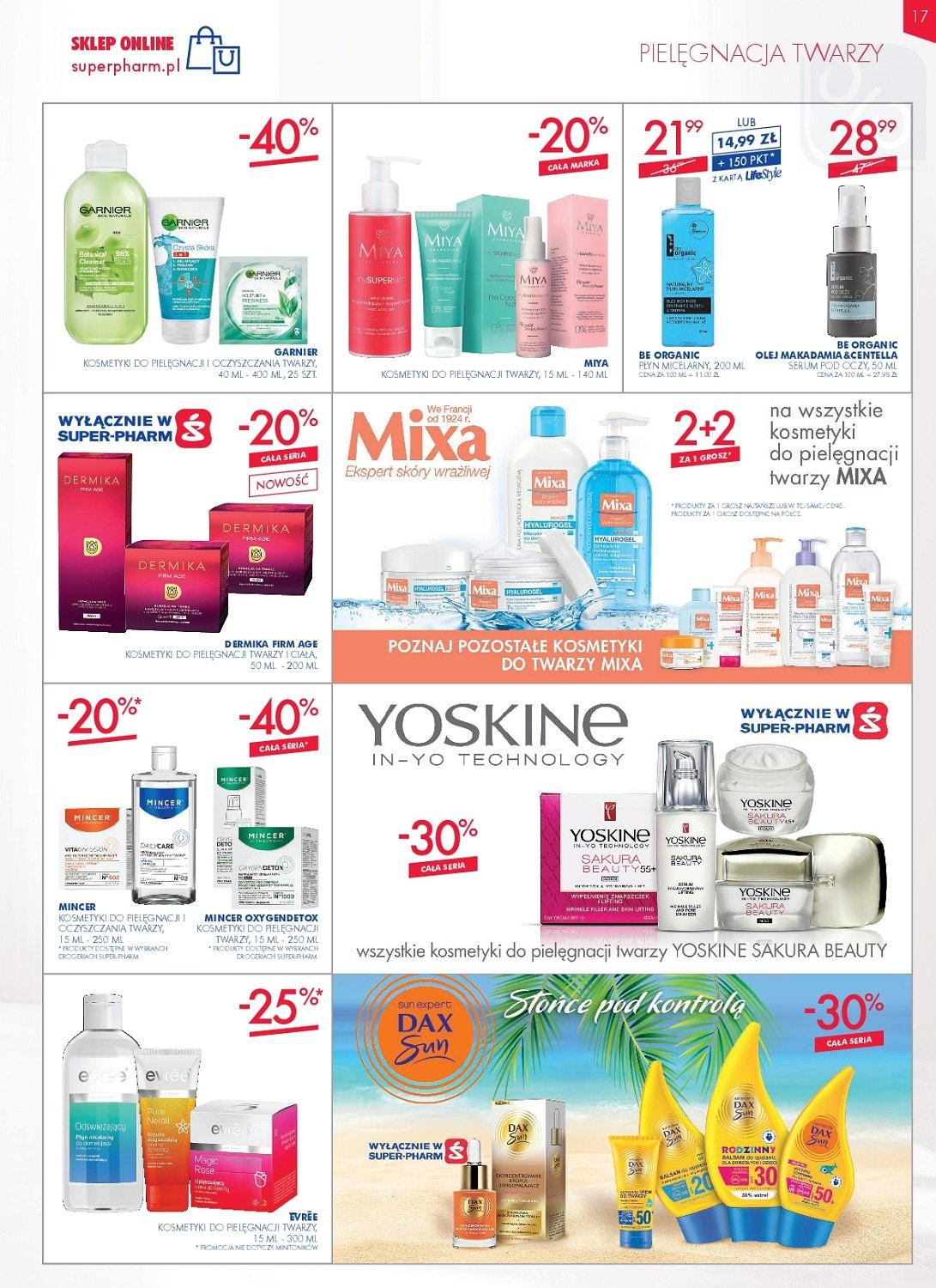 Gazetka promocyjna Superpharm do 16/05/2018 str.16