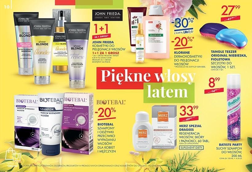 Gazetka promocyjna Superpharm do 26/06/2019 str.10