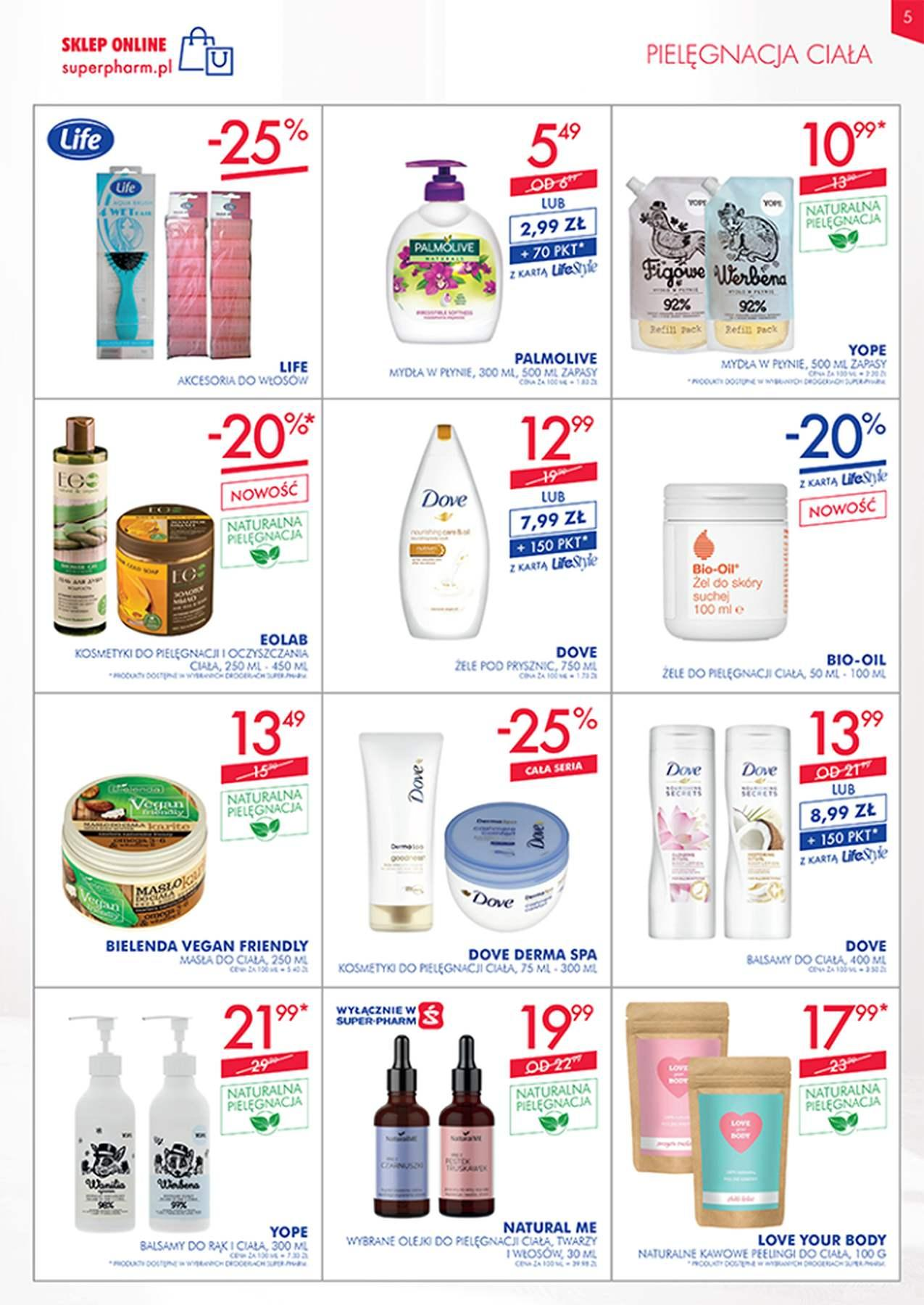 Gazetka promocyjna Superpharm do 06/02/2019 str.4