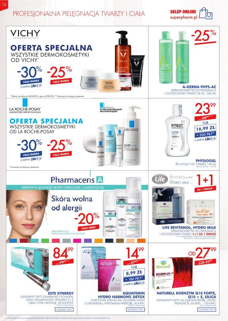 Gazetka promocyjna Superpharm do 24/04/2019 str.15
