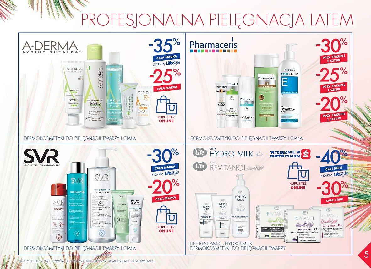 Gazetka promocyjna Superpharm do 11/07/2018 str.5