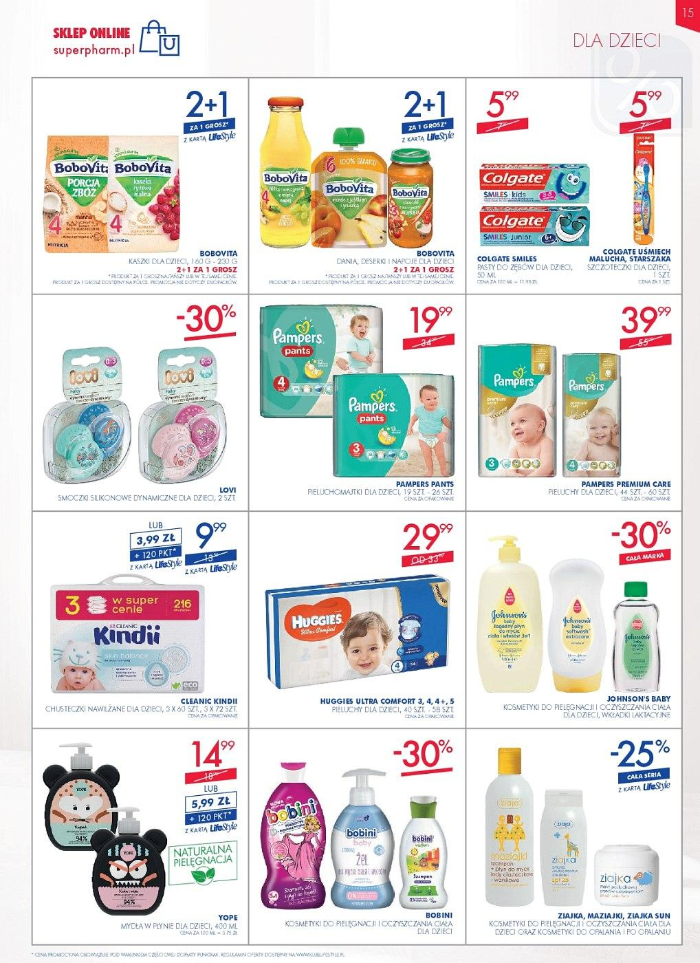 Gazetka promocyjna Superpharm do 27/06/2018 str.14