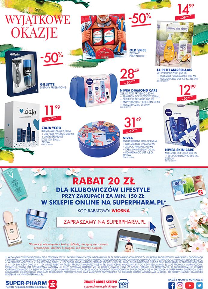 Gazetka promocyjna Superpharm do 27/03/2019 str.16