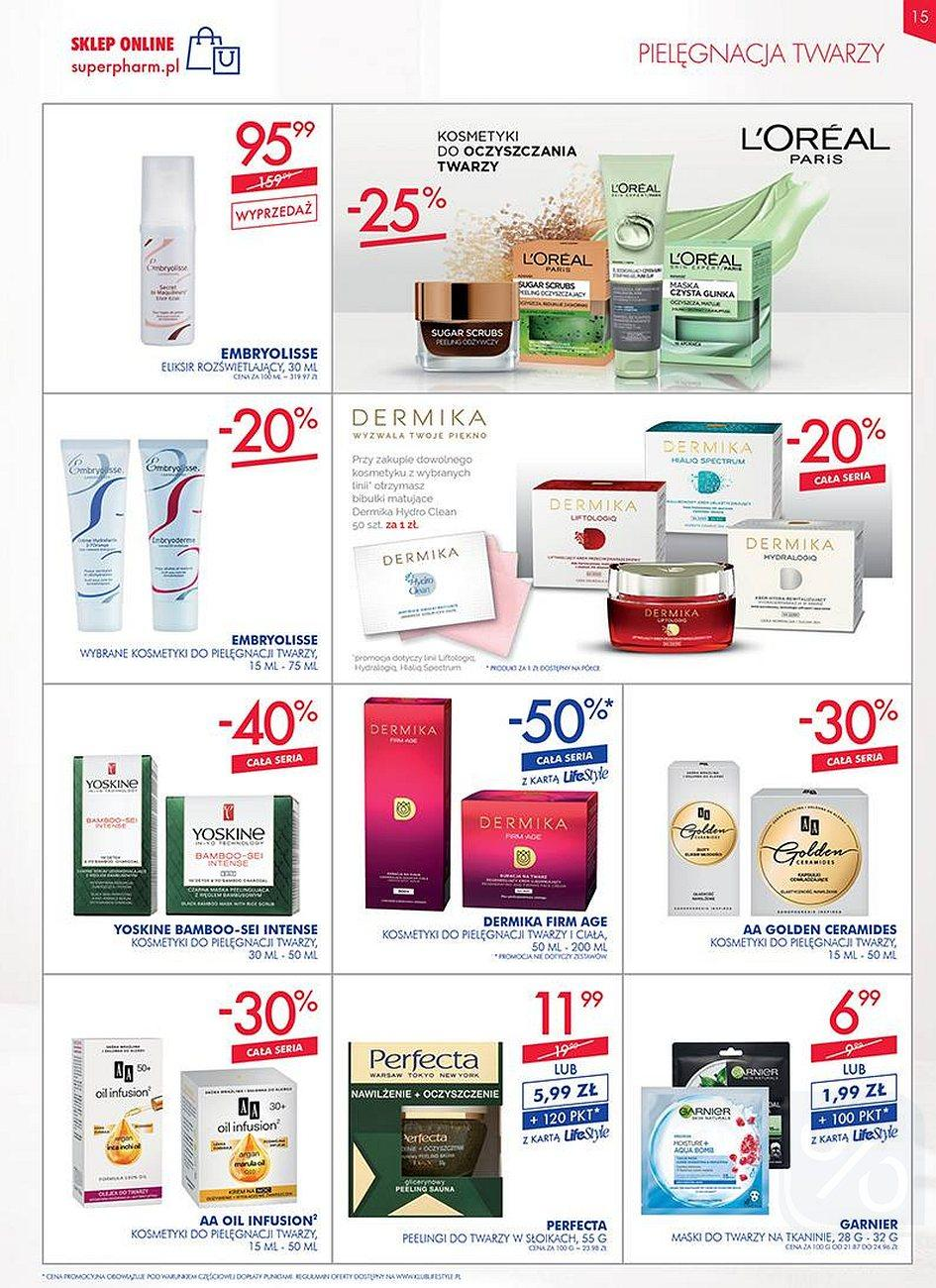 Gazetka promocyjna Superpharm do 08/08/2018 str.14