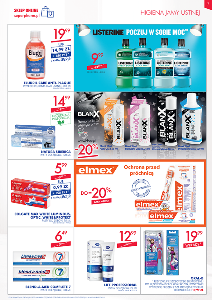 Gazetka promocyjna Superpharm do 27/03/2019 str.6
