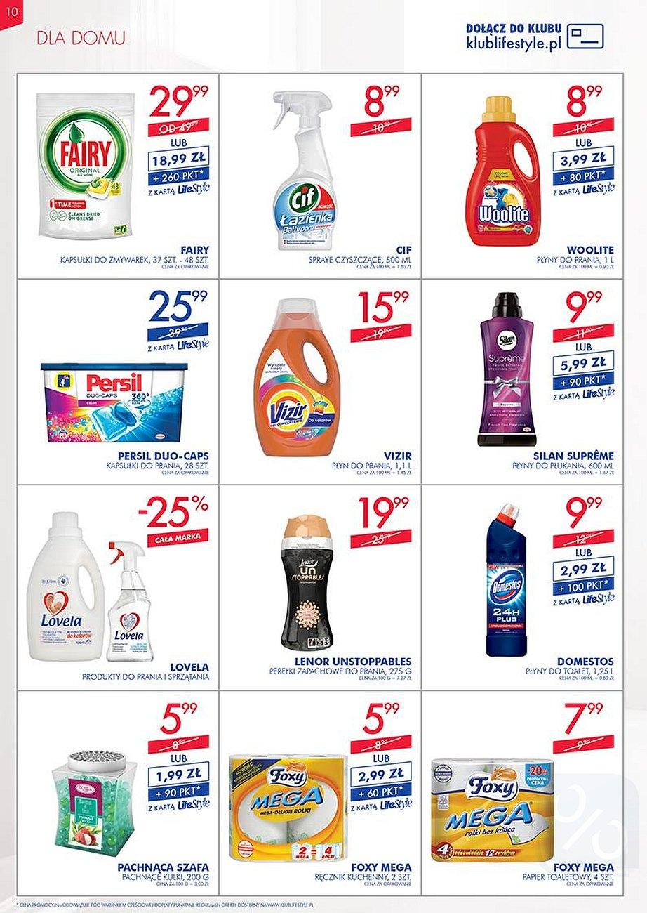 Gazetka promocyjna Superpharm do 22/08/2018 str.10