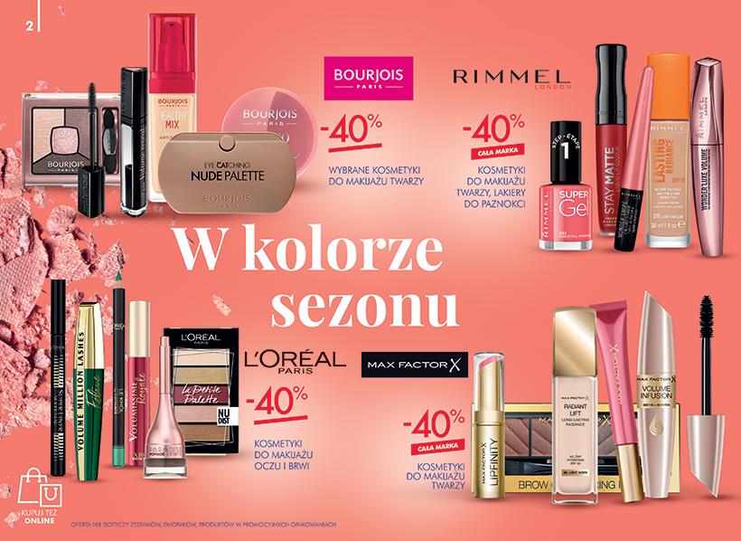 Gazetka promocyjna Superpharm do 10/04/2019 str.1