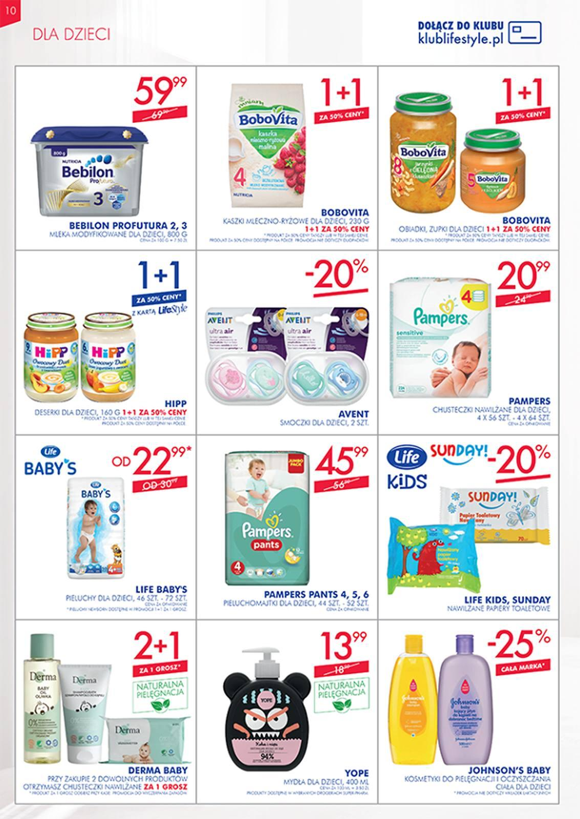 Gazetka promocyjna Superpharm do 13/03/2019 str.10