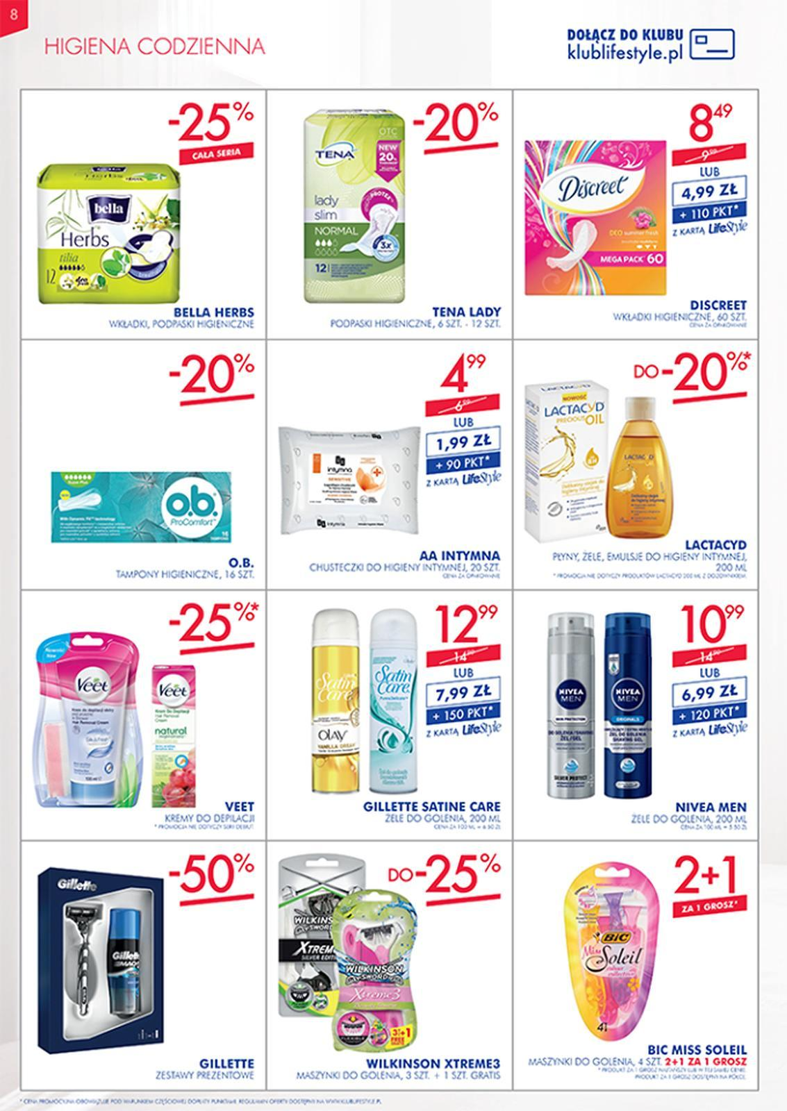 Gazetka promocyjna Superpharm do 13/03/2019 str.8