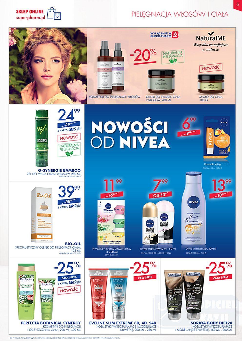 Gazetka promocyjna Superpharm do 10/10/2018 str.5