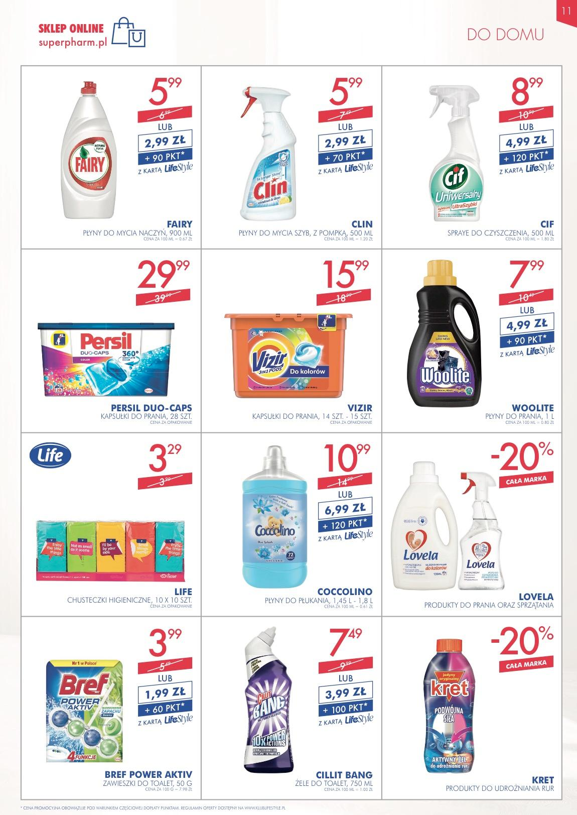 Gazetka promocyjna Superpharm do 20/02/2019 str.10