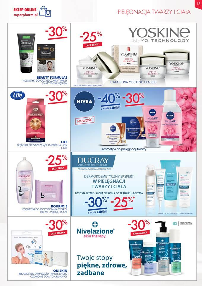 Gazetka promocyjna Superpharm do 24/10/2018 str.14