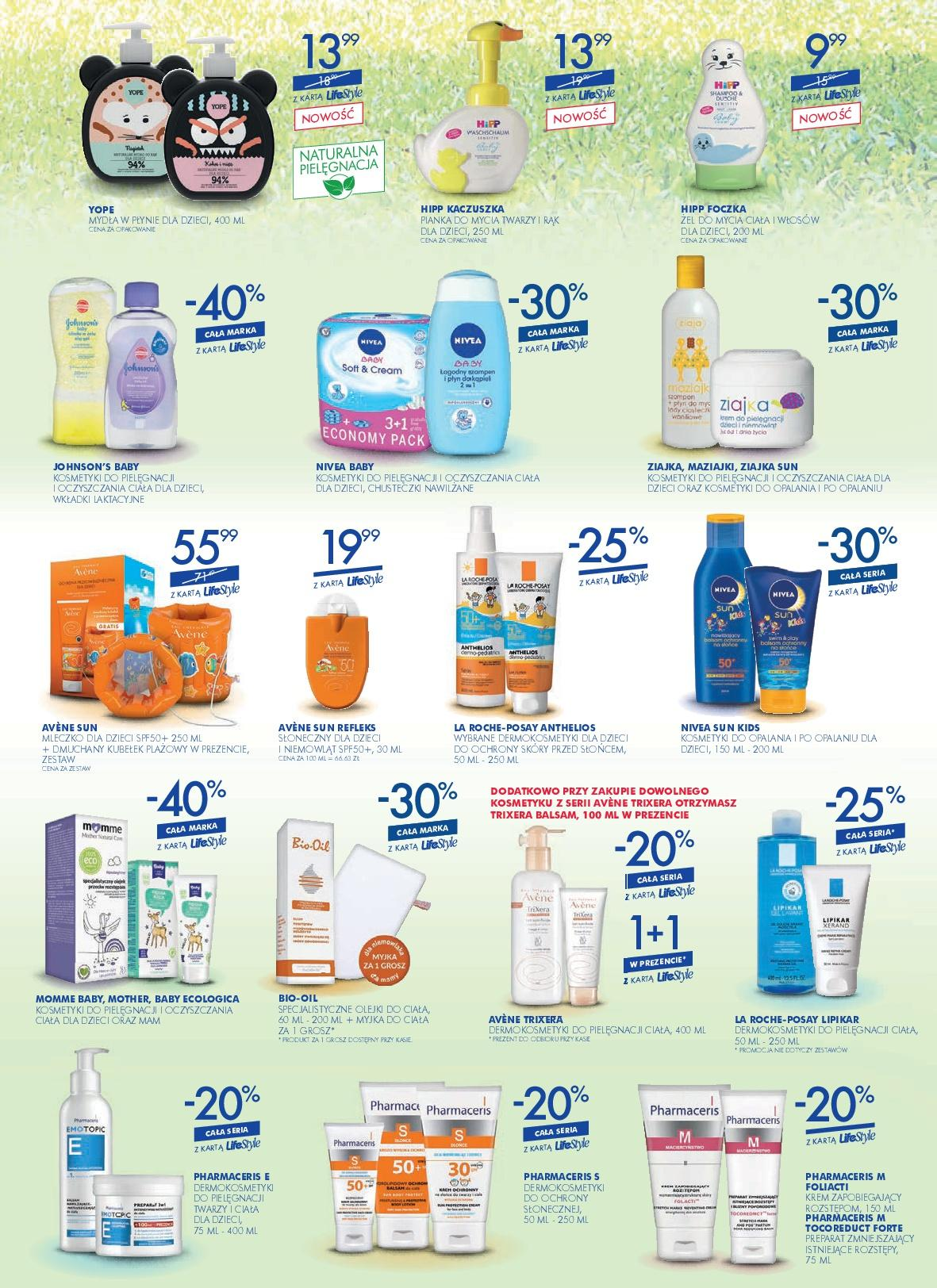 Gazetka promocyjna Superpharm do 20/06/2018 str.3