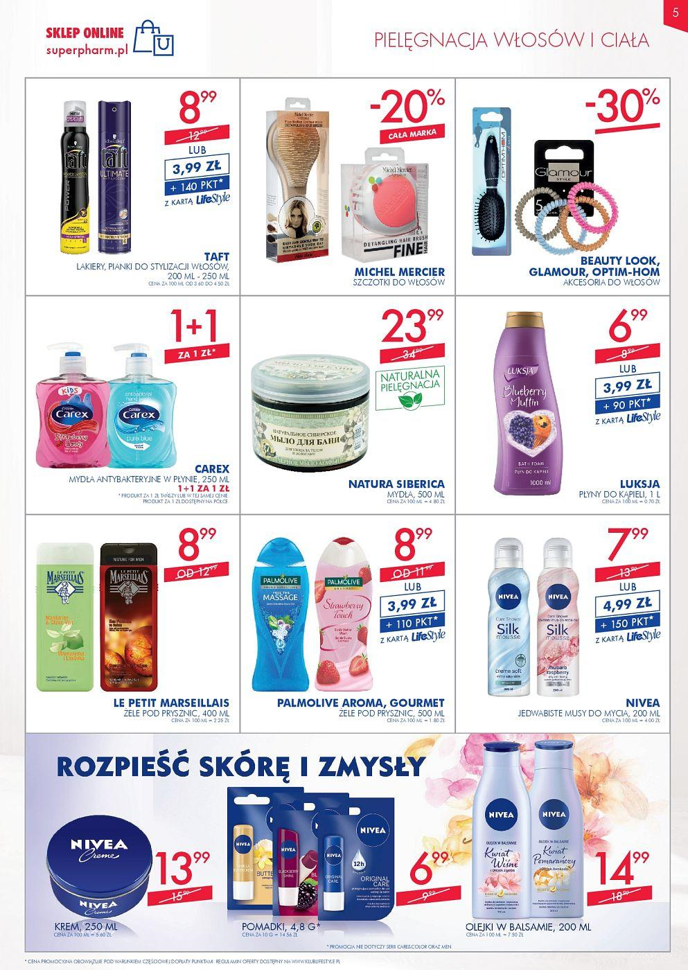 Gazetka promocyjna Superpharm do 12/09/2018 str.4