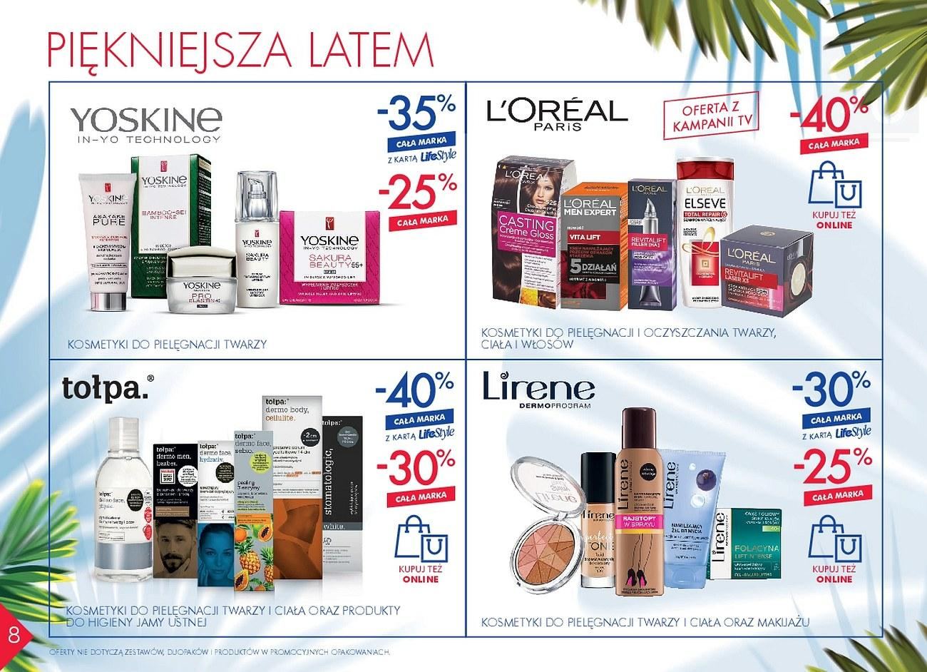 Gazetka promocyjna Superpharm do 27/06/2018 str.7