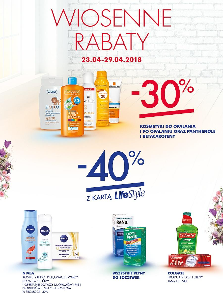 Gazetka promocyjna Superpharm do 29/04/2018 str.0