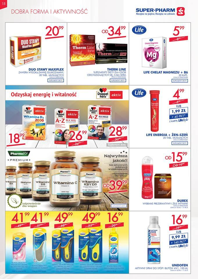 Gazetka promocyjna Superpharm do 24/10/2018 str.18