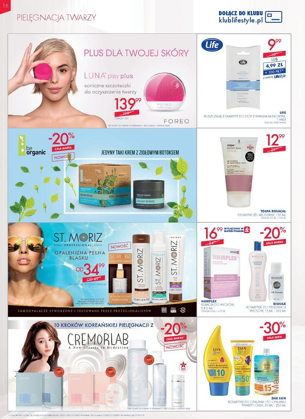 Gazetka promocyjna Superpharm do 11/07/2018 str.15