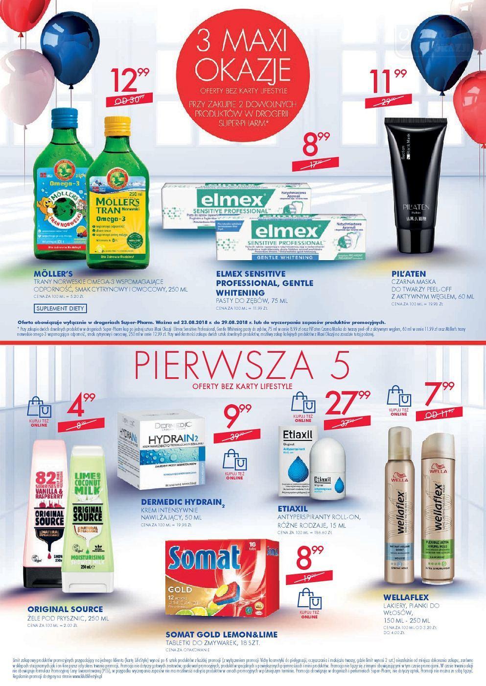 Gazetka promocyjna Superpharm do 29/08/2018 str.11