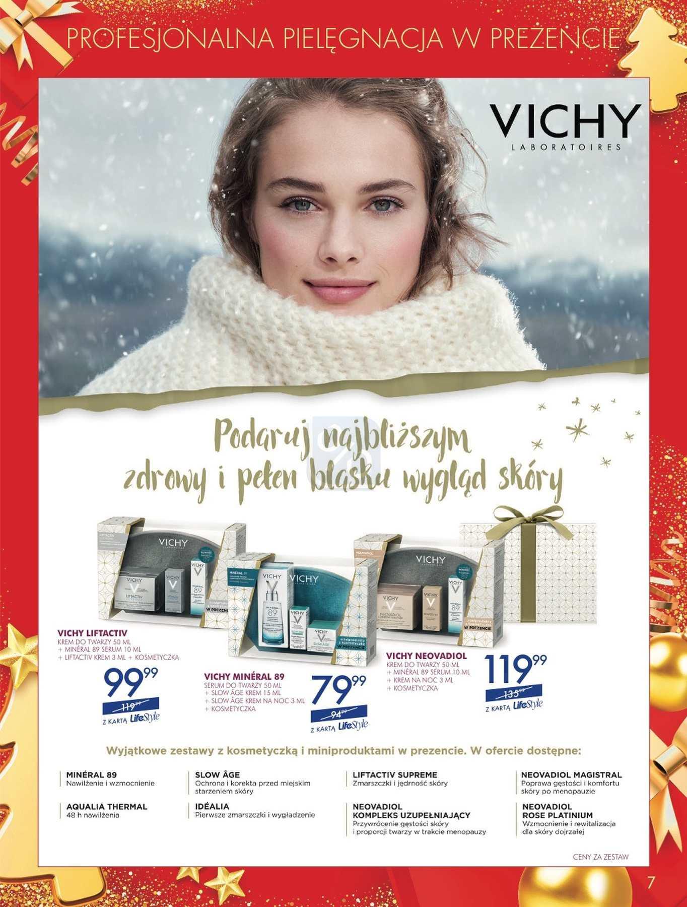 Gazetka promocyjna Superpharm do 24/12/2018 str.7