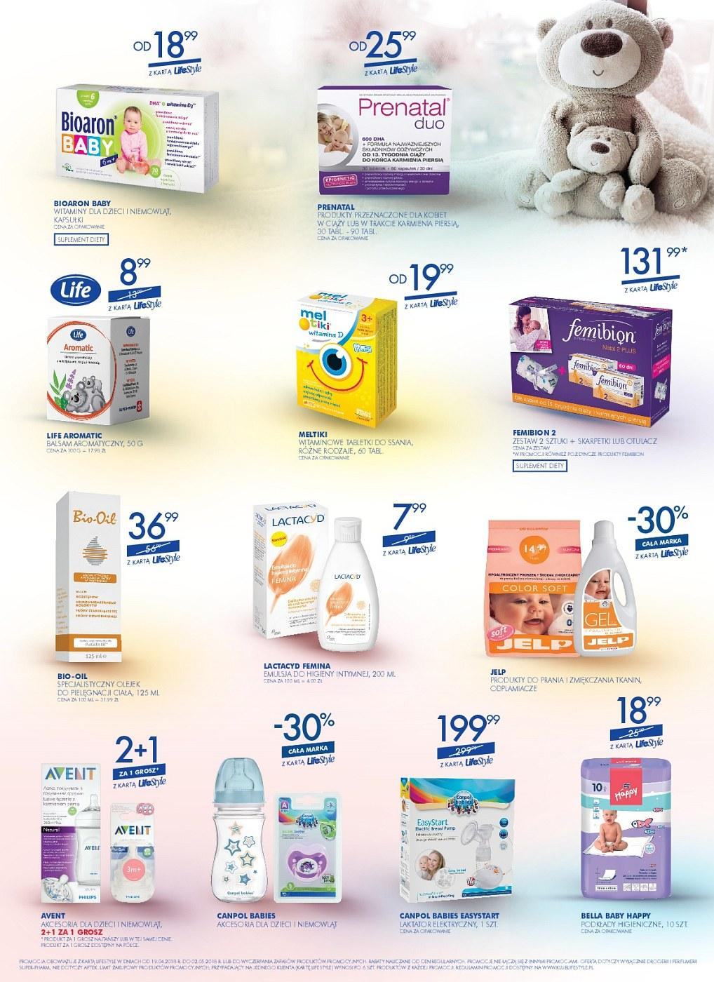Gazetka promocyjna Superpharm do 02/05/2018 str.3