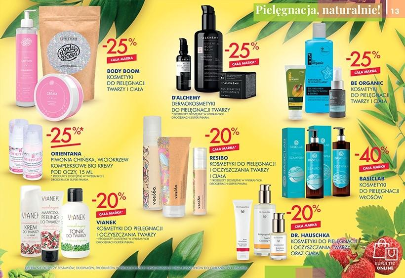 Gazetka promocyjna Superpharm do 26/06/2019 str.13
