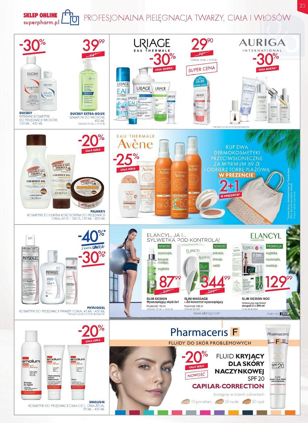 Gazetka promocyjna Superpharm do 13/06/2018 str.23