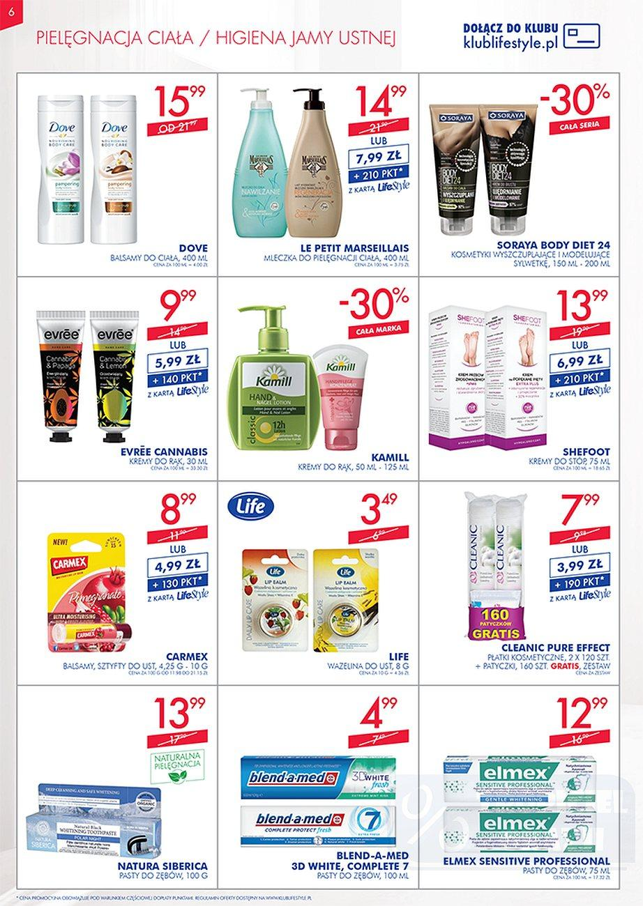 Gazetka promocyjna Superpharm do 26/09/2018 str.6