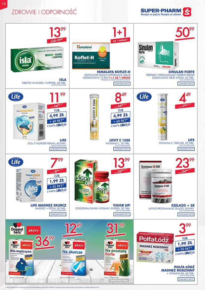 Gazetka promocyjna Superpharm do 28/11/2018 str.17