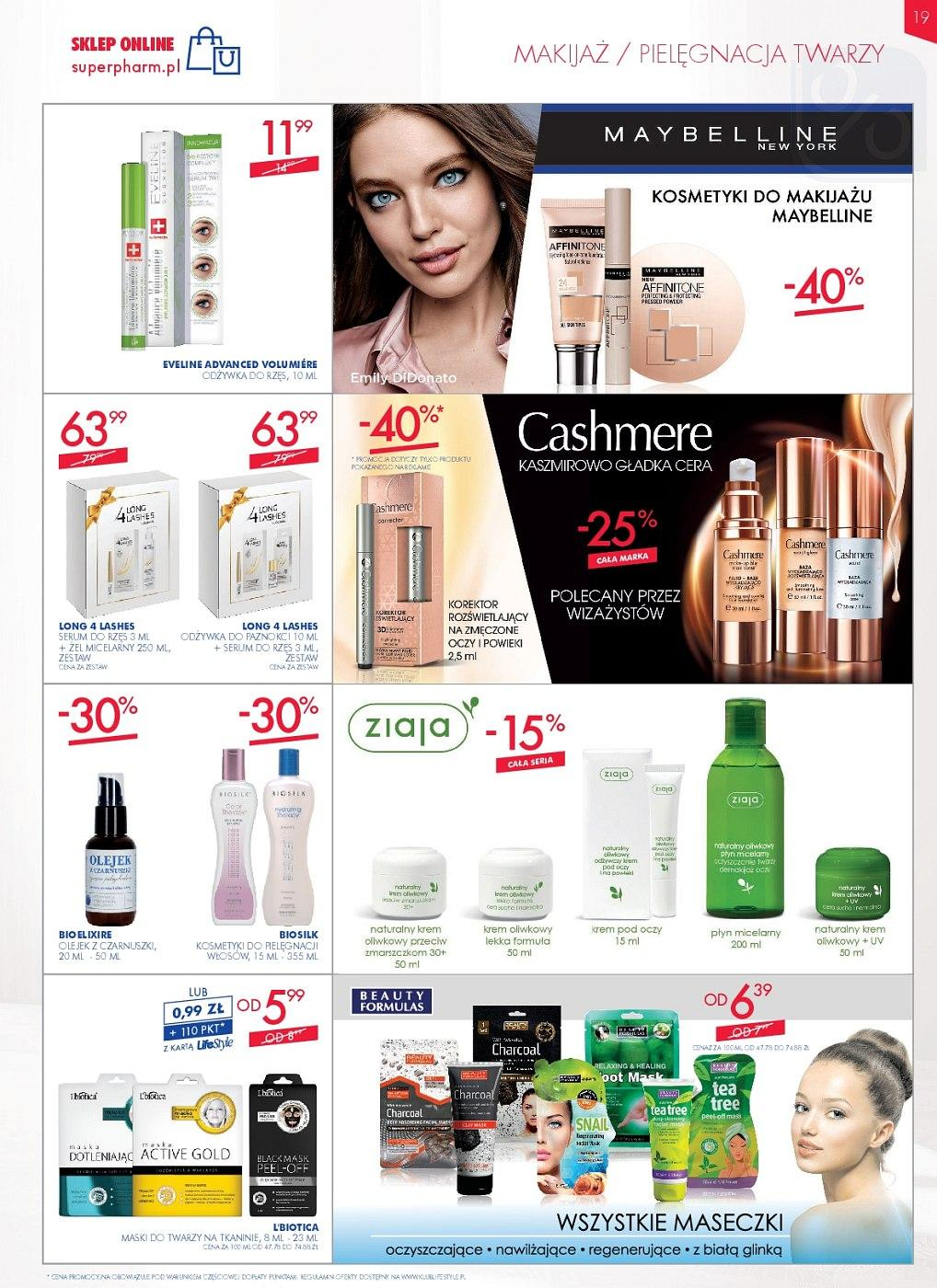 Gazetka promocyjna Superpharm do 27/06/2018 str.19