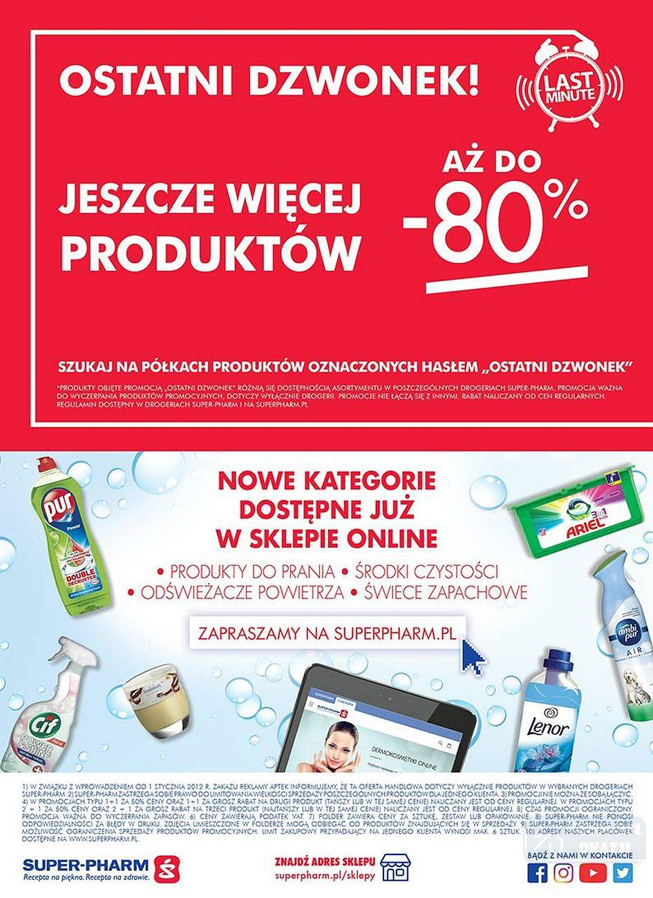 Gazetka promocyjna Superpharm do 25/07/2018 str.23