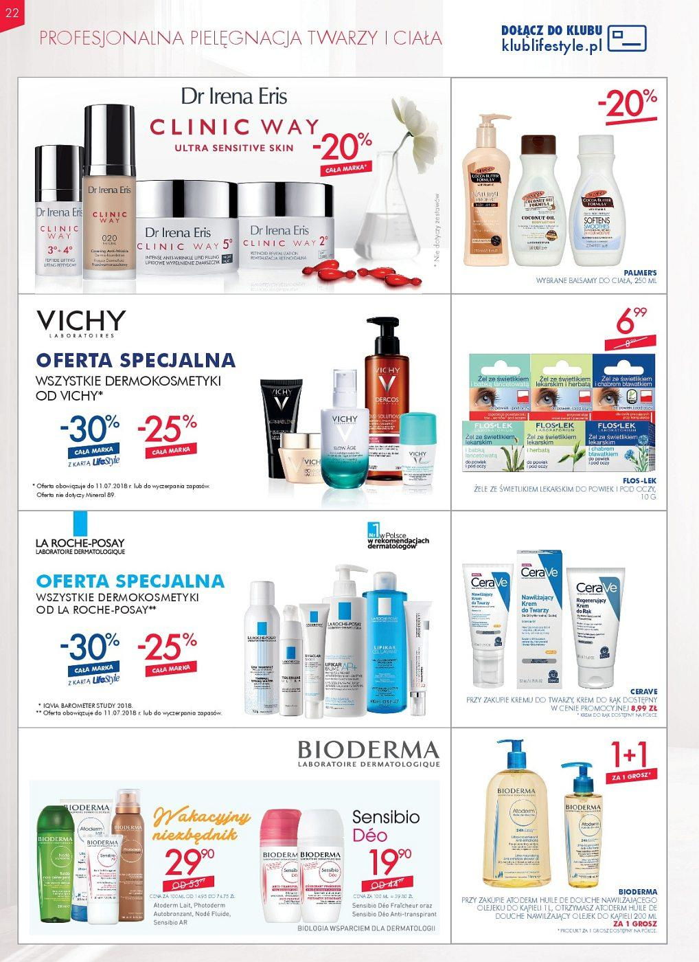 Gazetka promocyjna Superpharm do 11/07/2018 str.21