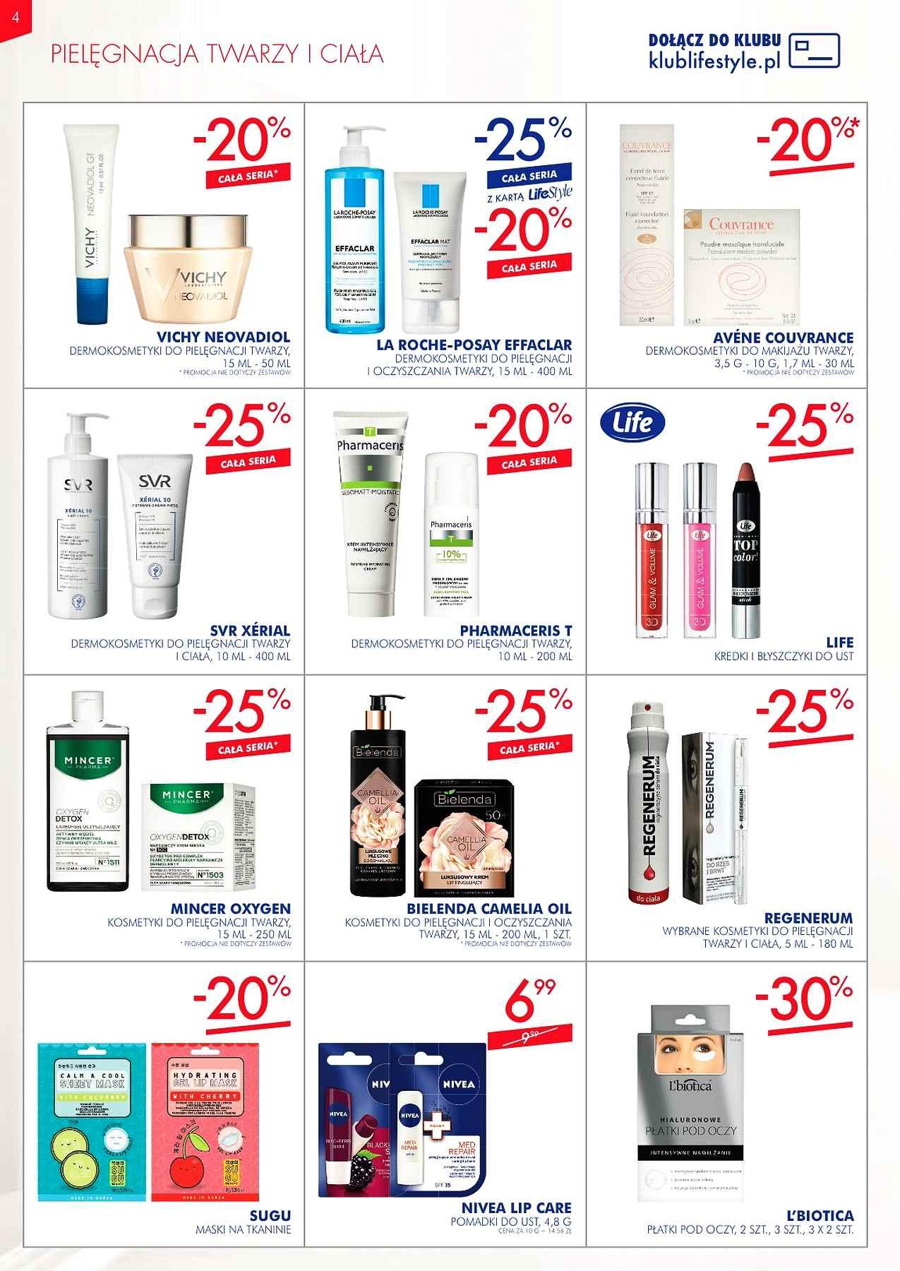 Gazetka promocyjna Superpharm do 02/01/2019 str.4