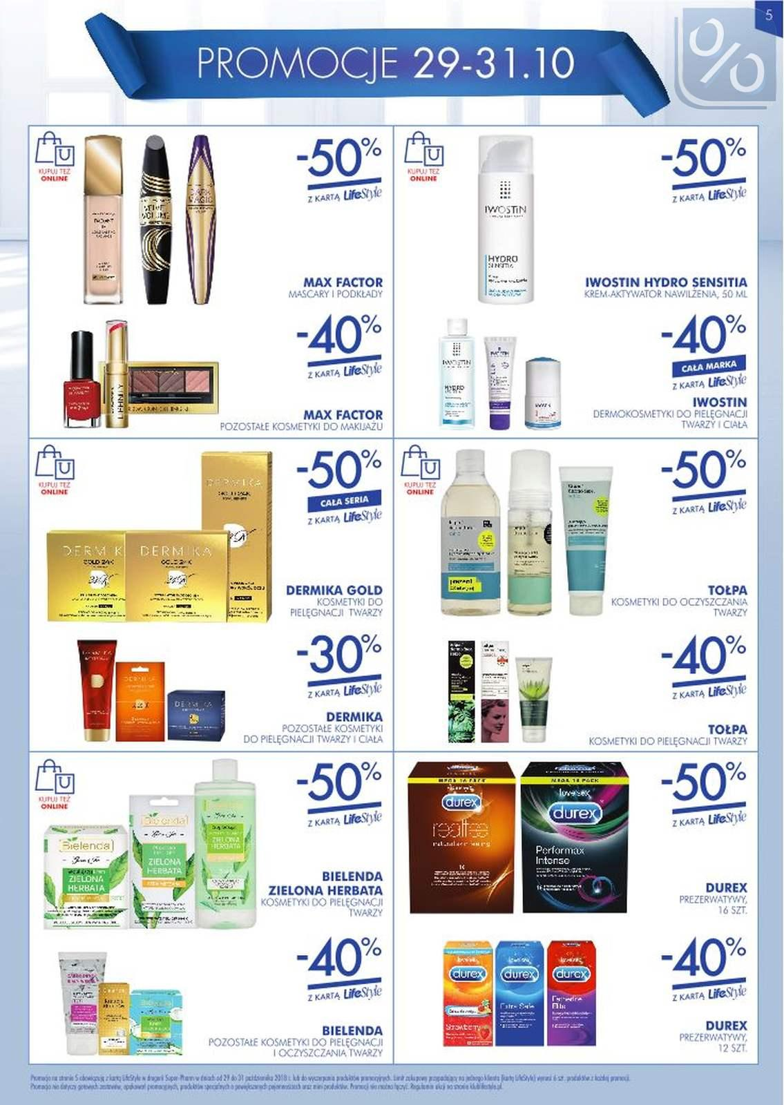 Gazetka promocyjna Superpharm do 27/02/2019 str.4