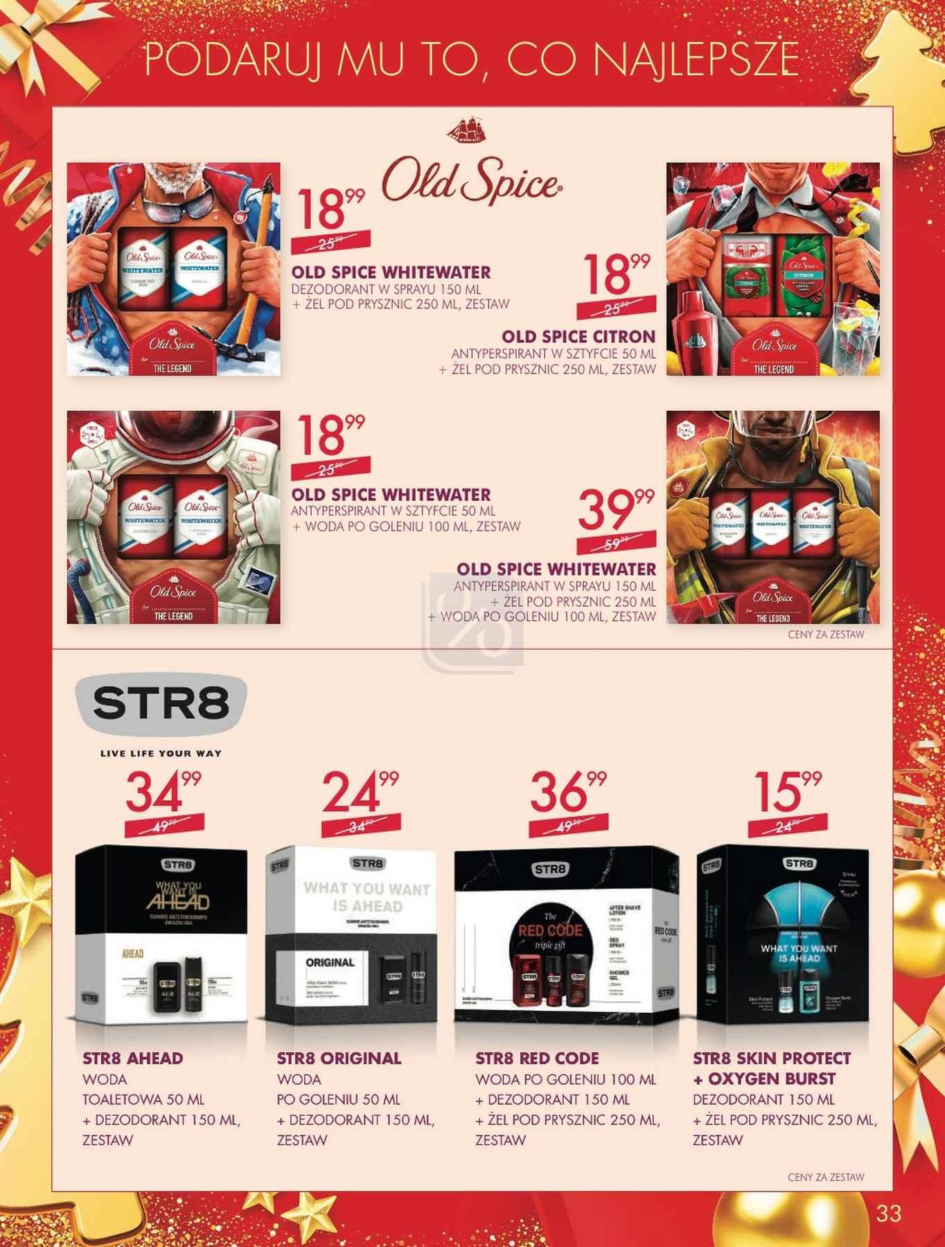 Gazetka promocyjna Superpharm do 24/12/2018 str.33