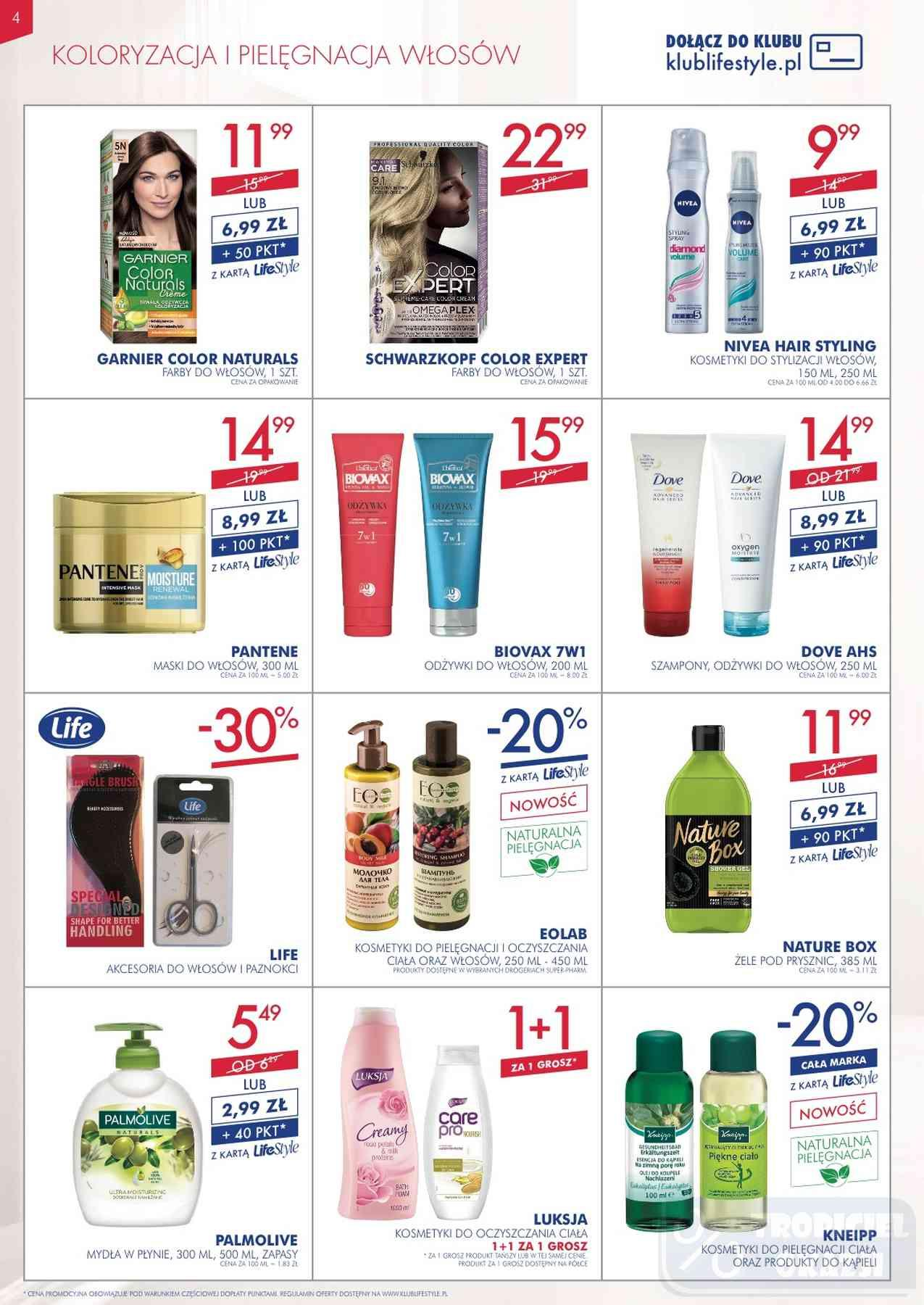 Gazetka promocyjna Superpharm do 12/12/2018 str.4