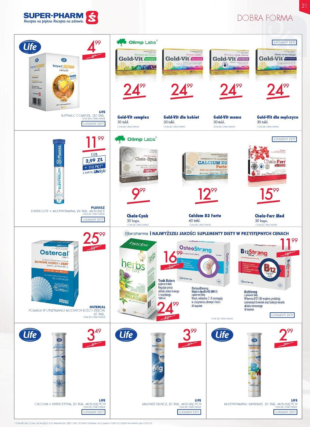 Gazetka promocyjna Superpharm do 27/06/2018 str.20
