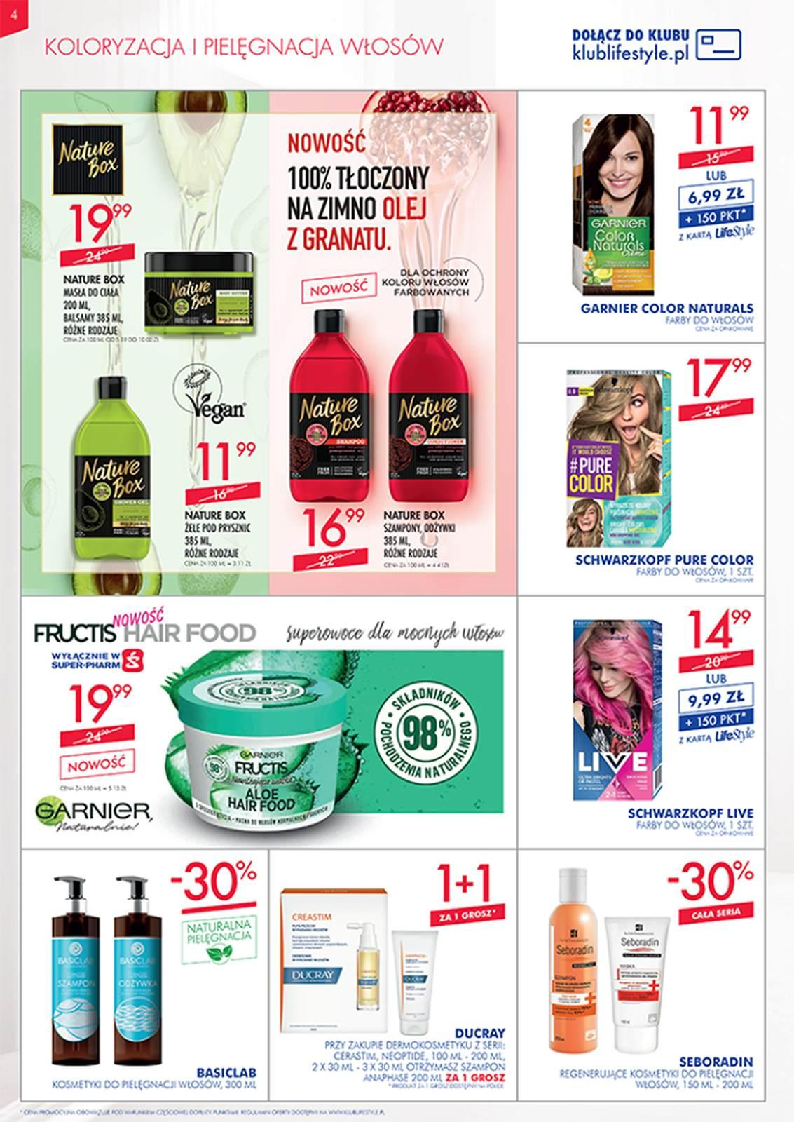 Gazetka promocyjna Superpharm do 13/03/2019 str.3
