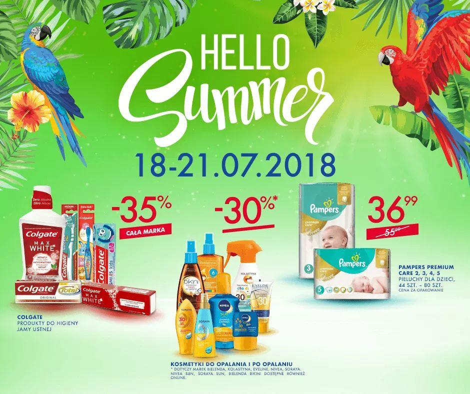 Gazetka promocyjna Superpharm do 21/07/2018 str.1