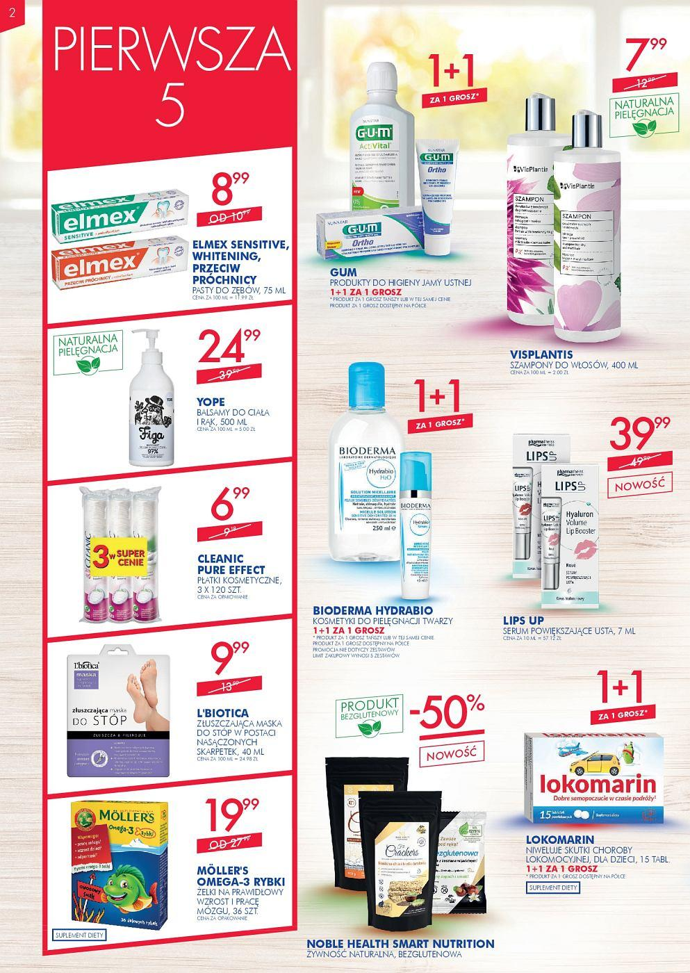 Gazetka promocyjna Superpharm do 12/09/2018 str.2