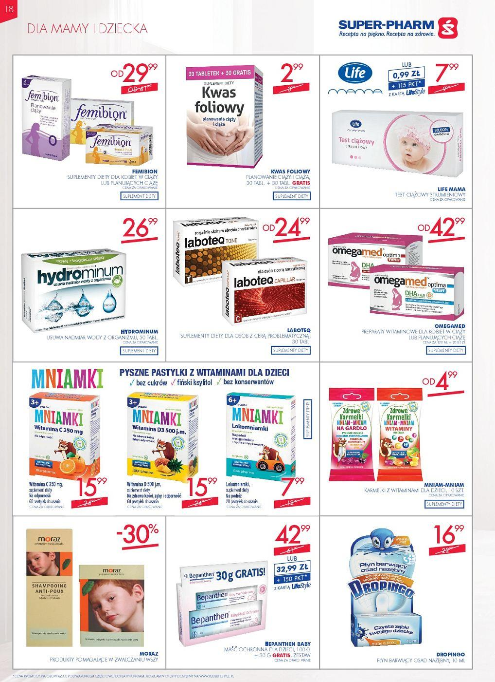 Gazetka promocyjna Superpharm do 11/07/2018 str.17
