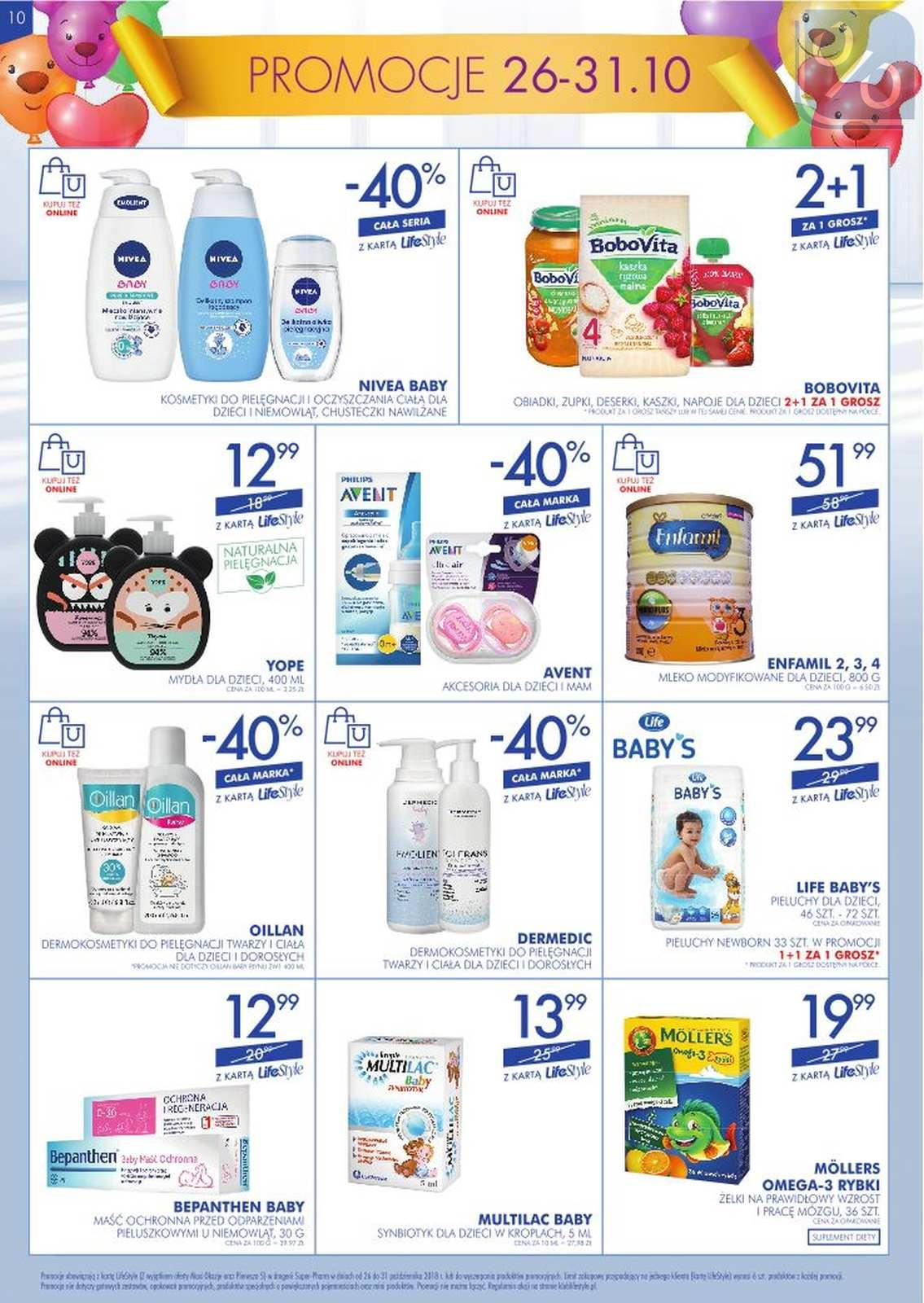 Gazetka promocyjna Superpharm do 27/02/2019 str.9
