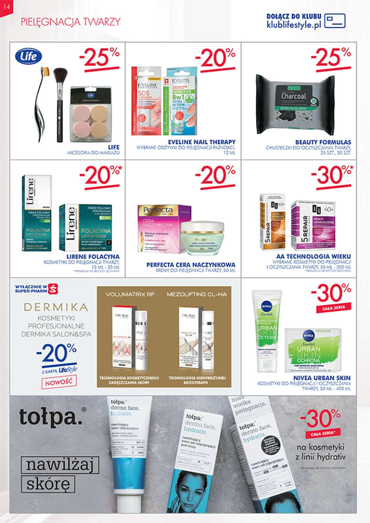 Gazetka promocyjna Superpharm do 06/02/2019 str.13