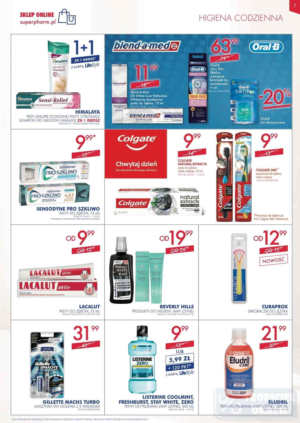 Gazetka promocyjna Superpharm do 12/12/2018 str.6