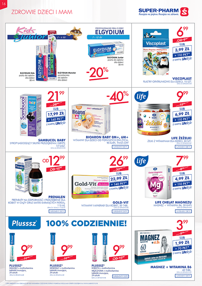 Gazetka promocyjna Superpharm do 22/05/2019 str.16