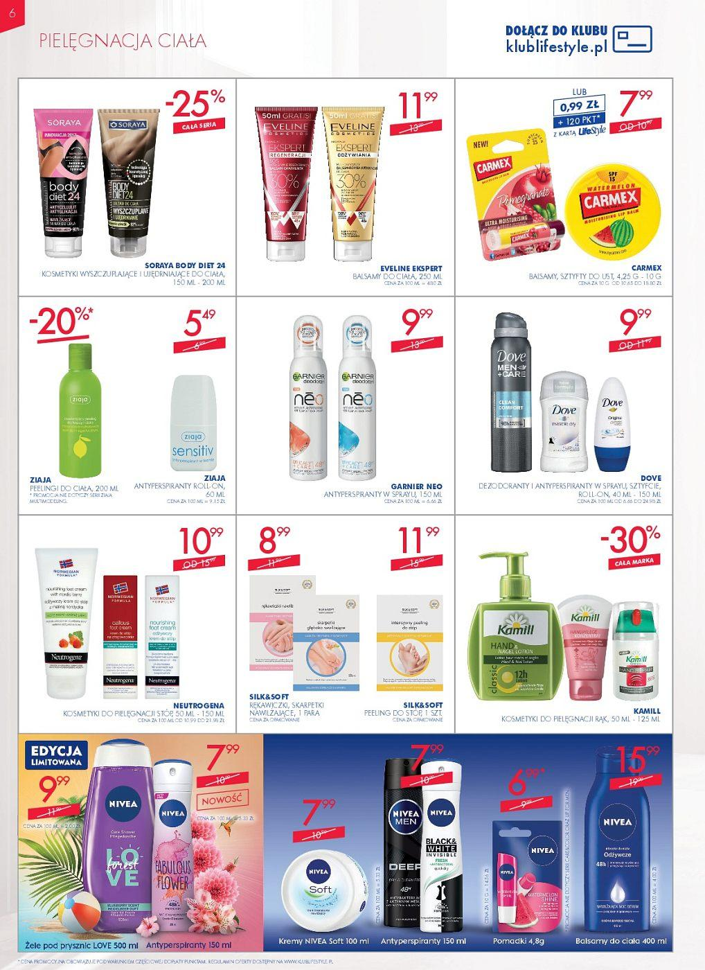 Gazetka promocyjna Superpharm do 11/07/2018 str.6