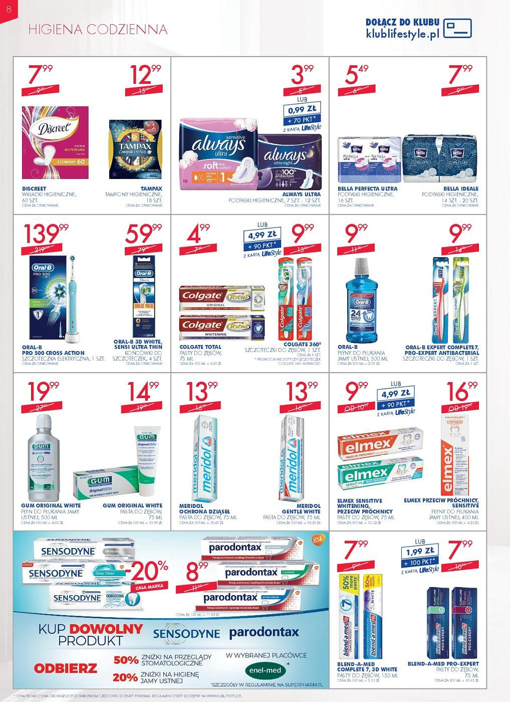 Gazetka promocyjna Superpharm do 11/07/2018 str.8