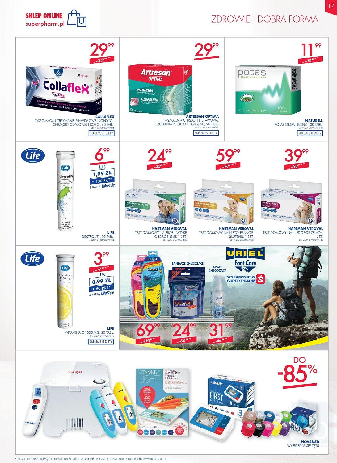 Gazetka promocyjna Superpharm do 30/05/2018 str.16