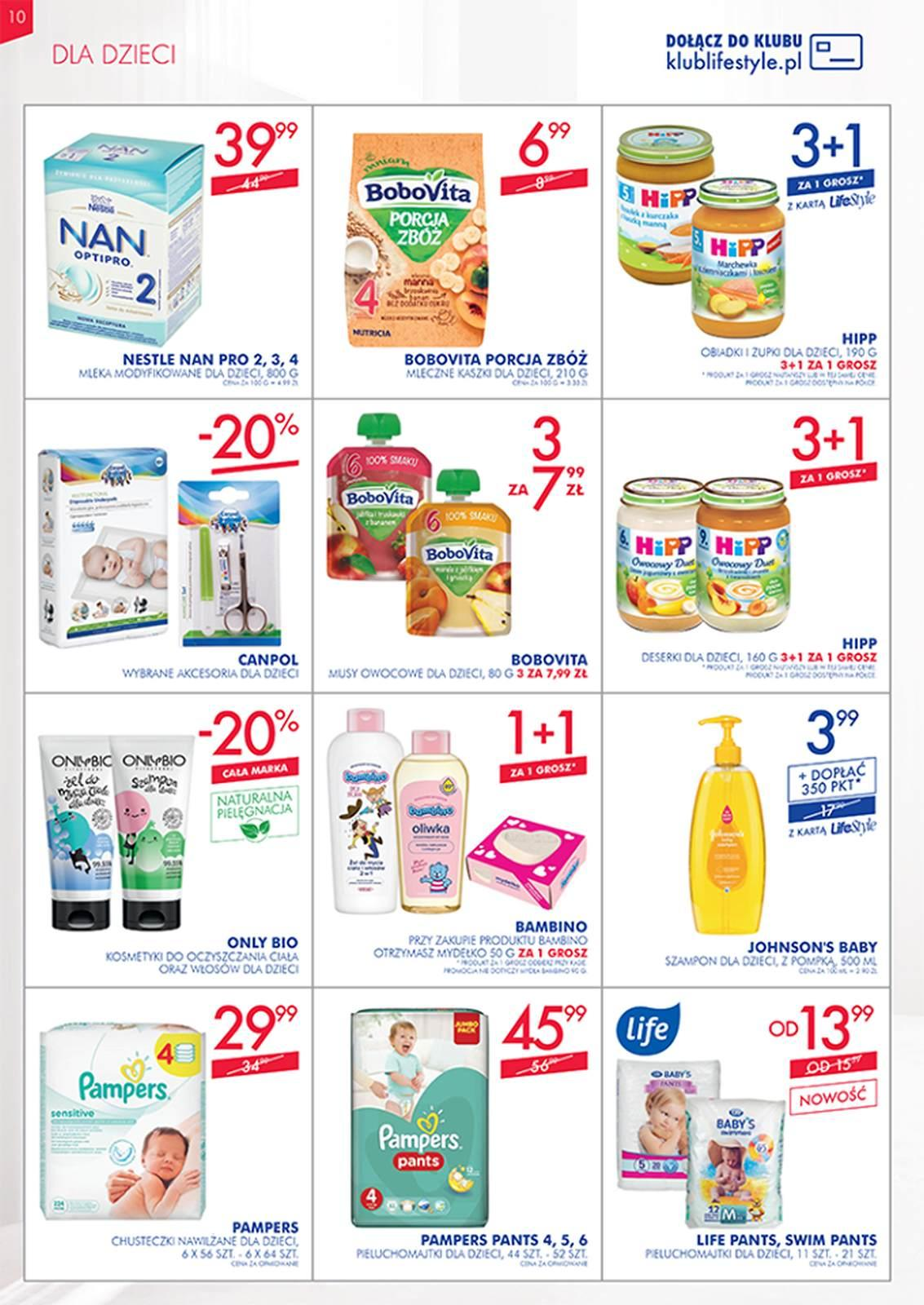 Gazetka promocyjna Superpharm do 08/05/2019 str.10